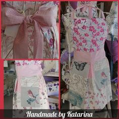 #Homesweethome #Schürzen #Handgenäht Apron, Fashion, Hand Sewn, Handmade Gifts, Men And Women, Handbags, Children, Pinafore Dress, Moda
