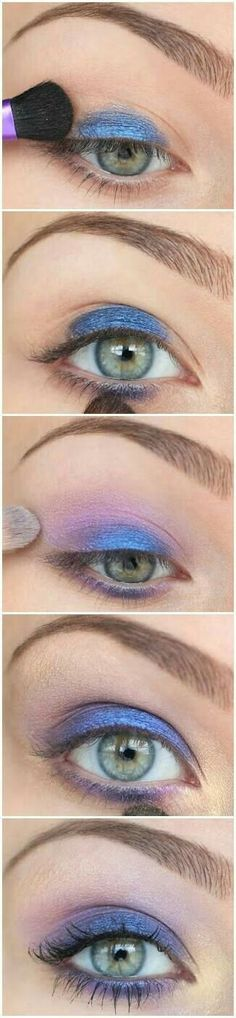 Sombra azul violeta