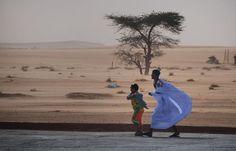Photo taken in Nouadhibou, Mauritania