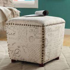 Coaster Furniture Calimesa Ottoman Stool | Las Vegas Furniture Online | LasVegasFurnitureOnline | LasVegasFurnitureOnline.com