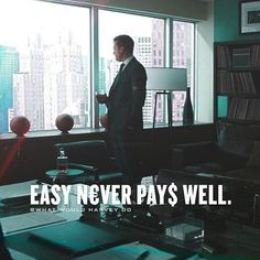 Suits is over, But these 56 Harvey Specter quotes will forever motivate you Motivational Quotes For Men, Positive Quotes, Inspirational Quotes, Hustle Quotes, Boss Quotes, Me Quotes, Qoutes, Funny Quotes, Islamic Quotes