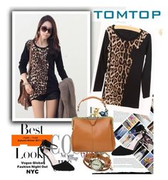 """""""TOMTOP +6"""" by fahreta1992 ❤ liked on Polyvore featuring MML, vintage, tomtop and tomtopstyle"""