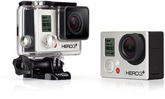 GoPro Silver Edition http://www.lefdal.com/product/foto-og-video/actionkamera/GOPROHER4SIL/gopro-hero4-silver-edition-actionkamera