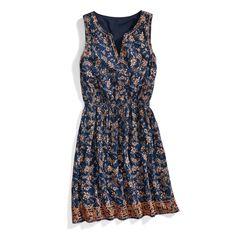 Stitch Fix Boho Style: Printed Sundress