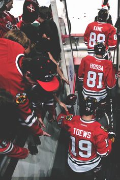 Chicago Blackhawks (Source: the-destroia)