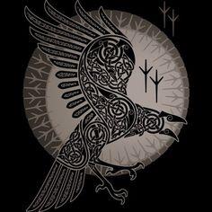 Usmar — #usmar_org #Valknut #Rune #futhark #asatru...