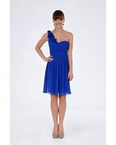 "See+the+""Short+Blue+Bridesmaid+Dress""+in+our++gallery"