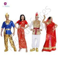 #Disfraces grupos y #comparsas de #Hindus  #Disfraces para grupos y #comparsas descuentos especiales para #grupos.