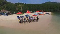 TAT launches Pan Yok Khrua Tour Ko Samui Talui Ko Taen family cycling trip