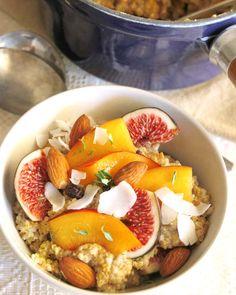 6. Quinoa and Chia Porridge #healthy #breakfast #recipes http://greatist.com/health/healthy-fast-breakfast-recipes