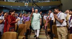 #PM_Modi invites Students to share Experiences in #Mann_ki_Baat