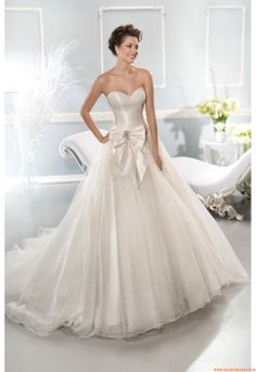 Robes de marie Cosmobella 7640 2014
