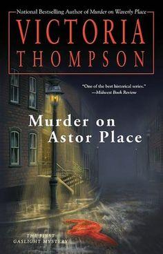 Murder on Astor Place (Gaslight Series #1)