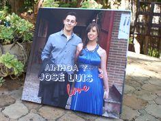 Ainhoa y José Luis celebraron su boda en el Palacio del Negralejo, y ¡tachán!... Aquí está su regalo NUKBOOK para toda la vida.