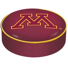 Replace your existing bar stool seat covers, or cover up an outdated or unattractive one. This hand-made stool cushion cover is made of the finest commercial grade, woven back vinyl then accented with a contrasting color corded edge plus embellished with a silk-screened Minnesota Golden Gophers emblem in true team colors. The result is a polished and durable bar stool seat cover for the bar stools in your kitchen, bar, man cave or outdoor kitchen. Mix and match with other team covers for a…