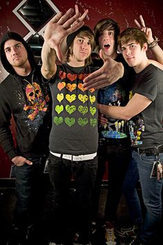All Time Low.  Enough Said. <3