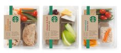 starbucks protein bistro box - Google Search