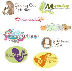 Logo Designs by Aimee Ray for Aeolidia