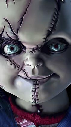 Chucky #doll #scary #nope #halloween #horrormovies