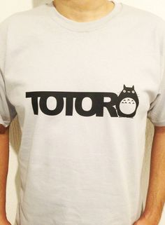Studio Ghibli X Adidas T Shirt Get yours here: http