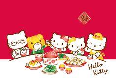 Hello Kitty / Family Reunion