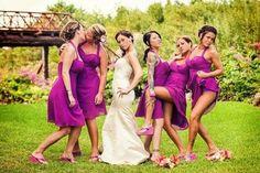 As Melhores fotos de casamento!