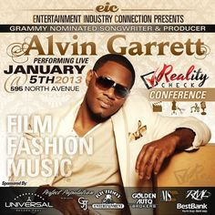 Entertainment Industry Connection Conference presents in Atlanta http://shar.es/4a2z5