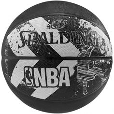 spalding Alley oop NBA Basketball size 7 Durable outdoor rubber cover material Designed for outdoor recreational play Official size and weight For ages 12 years and older - http://isupersport.com/spalding-alley-oop-nba-basketball.html