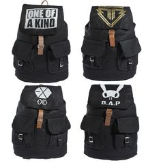 I NEED THE B.A.P BACKPACK!!!!
