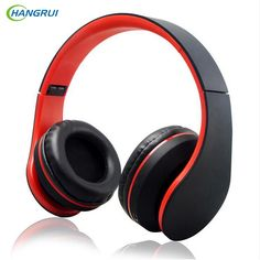 19.99$  Watch now - http://ali2lm.shopchina.info/go.php?t=32796029327 - HANGRUI Wireless Stereo Bluetooth Headset 4 in 1 Headphones with Mic MicroSD/TF Music FM Radio Sport Earphone For xiaomi phone  #magazineonlinebeautiful