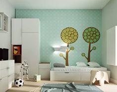 Pokój dziecka styl Skandynawski - zdjęcie od KAEEL.GROUP | ARCHITEKCI