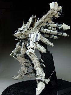 日刊志8月29日 11-gallery技术部《装甲核心-白色闪光 商品机修改细则范例》 - 神作收录堂 - 小T