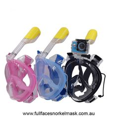 We are snorkelers with years of experience , while testing the full face snorkeling mask and kids' full face snorkel mask all over the world, we have found so many wondrous & exciting places like the Great Barrier Reef to explore and we are keen to introduce you to the full face snorkeling system as we know you will fall in love with it just as we have.