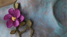 Turkish needle lace, Oya