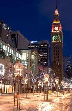 Clocktower events Downtown Denver