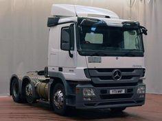 d501d141af 2011 MERCEDES-BENZ ACTROS 2546 LS LR SLP Actros 2546 Diesel in Stoke-On  Trent