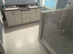 Floriana Heather Design Pictures with Warm Gray Grout