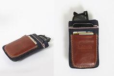 The Wallet by Baldwin Denim