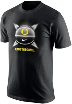 newest 794e2 f1131 In this men s Nike Oregon Ducks tee, you re going to feel like you