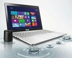 ASUS N550JV-DB72T 15.6-Inch Touchscreen Laptop - http://luxurylifestylegifts.com/?p=4536