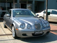 2007 MY08 Jaguar S-Type Luxury - The Purr-fect Gift Shop