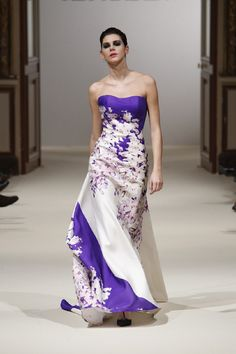 Robert Abi Nader - Couture spring - summer 2011