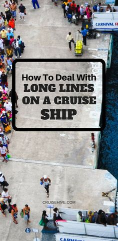 With so many eager travelers on board, how can you avoid spending hours of your vacation just waiting in line? Greece Cruise, Cruise Europe, Bahamas Cruise, Packing For A Cruise, Cruise Travel, Cruise Vacation, Disney Cruise, Vacations, Family Cruise