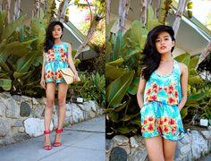 C California Top, C California Shorts
