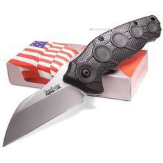 Kershaw 1820 Needs Work A/O Linerlock Knife | MooseCreekGear.com | Outdoor Gear — Worldwide Delivery! | Pocket Knives - Fixed Blade Knives - Folding Knives - Survival Gear - Tactical Gear