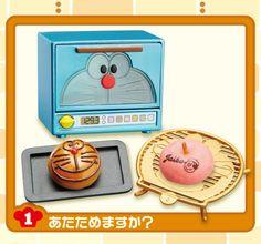 Re-Ment Miniatures - Doraemon Bakery #1