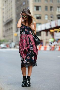 Zina Charkoplia from Fashion Vibe