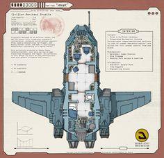 Spaceship Interior, Spaceship Art, Spaceship Design, Nave Star Wars, Star Wars Rpg, Star Wars Ships, Space Ship Concept Art, Concept Ships, Cyberpunk