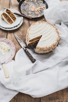 UK-based teen food blogger Izy Hossack never ceases to amaze me with her energy to be a full-time... carrot cake