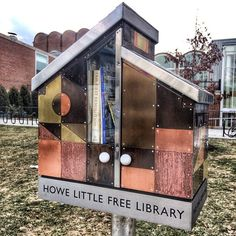 Little Free library Hanover, NH